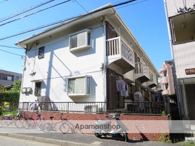 東京都江戸川区、葛西臨海公園駅徒歩22分の築26年 2階建の賃貸アパート
