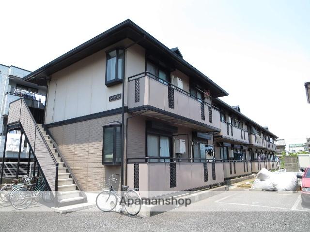 東京都江戸川区、葛西駅徒歩13分の築21年 2階建の賃貸アパート