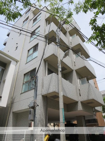 東京都江戸川区、西葛西駅徒歩7分の築11年 7階建の賃貸マンション