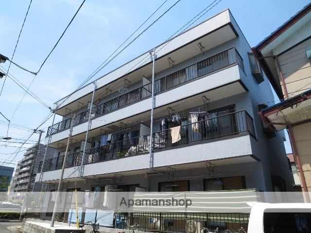 東京都江戸川区、西葛西駅徒歩20分の築27年 3階建の賃貸マンション