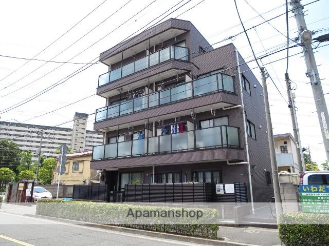 東京都江戸川区、西葛西駅徒歩12分の築21年 4階建の賃貸マンション