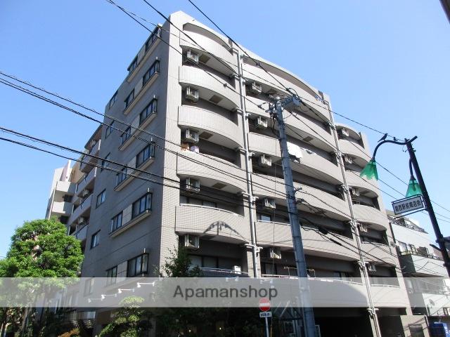 東京都江戸川区、西葛西駅徒歩14分の築22年 7階建の賃貸マンション