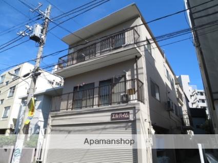 東京都江戸川区、西葛西駅徒歩4分の築26年 3階建の賃貸マンション