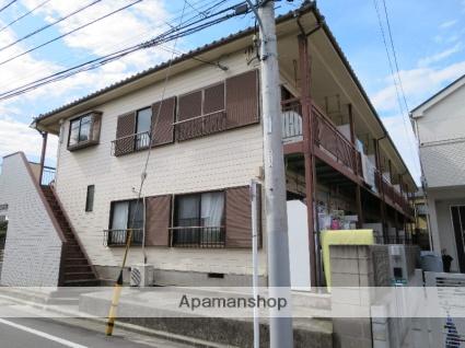 東京都江戸川区、西葛西駅徒歩23分の築31年 2階建の賃貸アパート
