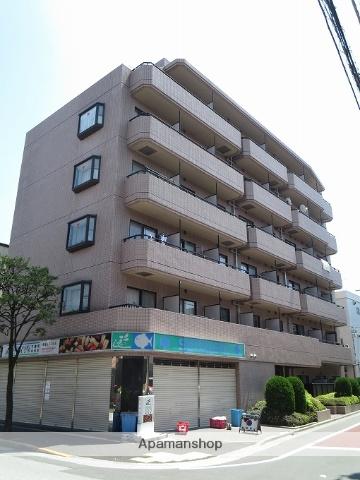 東京都江戸川区、西葛西駅徒歩16分の築20年 6階建の賃貸マンション