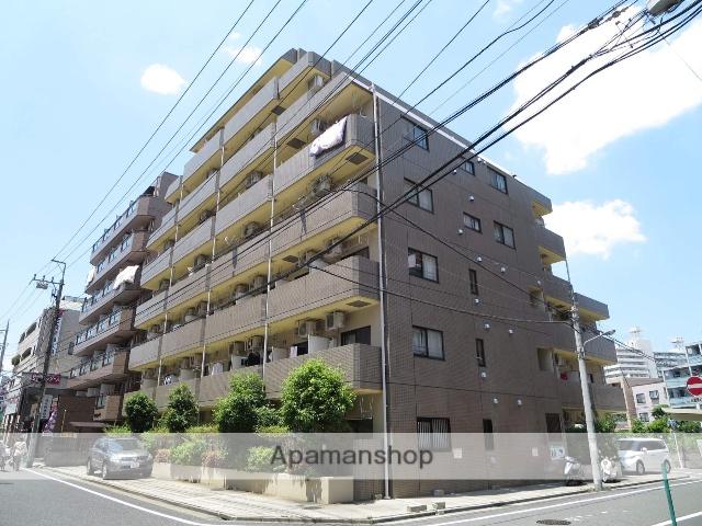 東京都江戸川区、西葛西駅徒歩3分の築24年 7階建の賃貸マンション