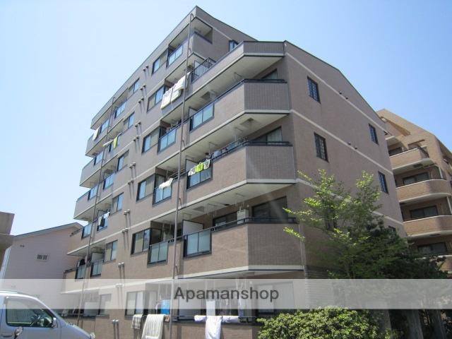 東京都江戸川区、葛西臨海公園駅徒歩23分の築17年 6階建の賃貸マンション