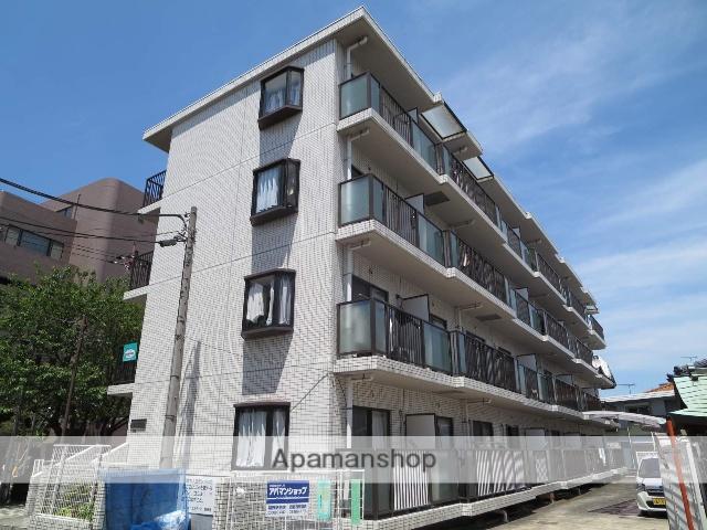 東京都江戸川区、西葛西駅徒歩9分の築27年 4階建の賃貸マンション