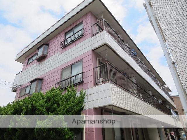 東京都江戸川区、葛西臨海公園駅徒歩18分の築29年 3階建の賃貸マンション