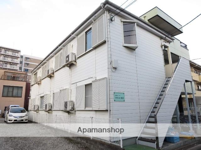 東京都江戸川区、葛西駅徒歩15分の築29年 2階建の賃貸アパート