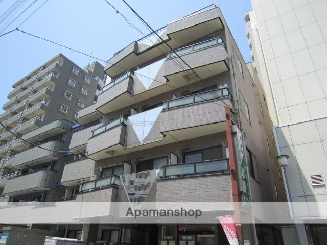 東京都江戸川区、西葛西駅徒歩18分の築23年 4階建の賃貸マンション