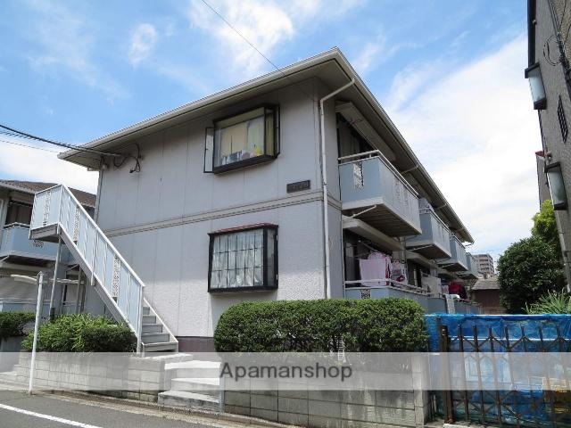 東京都江戸川区、葛西駅徒歩12分の築26年 2階建の賃貸アパート