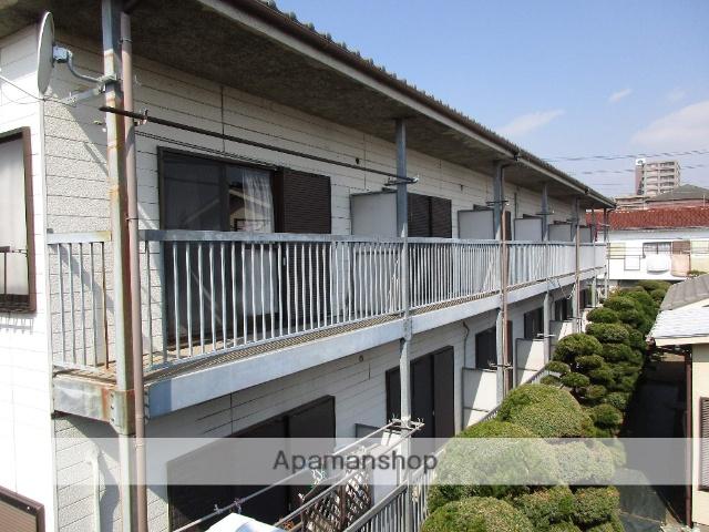 東京都江戸川区、西葛西駅徒歩28分の築36年 2階建の賃貸アパート