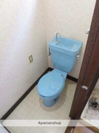 東京都江戸川区南葛西2丁目[2K/33.4m2]のトイレ