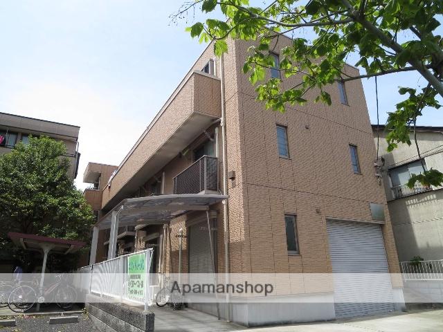 東京都江戸川区、西葛西駅徒歩15分の築8年 3階建の賃貸マンション