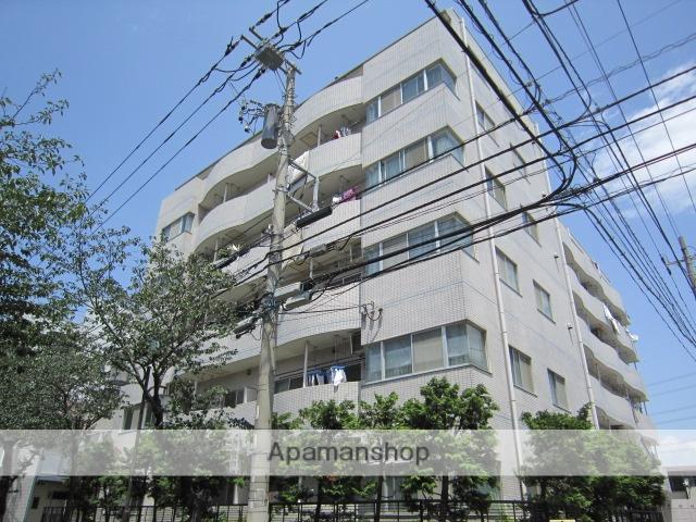 東京都江戸川区、葛西臨海公園駅徒歩21分の築26年 6階建の賃貸マンション