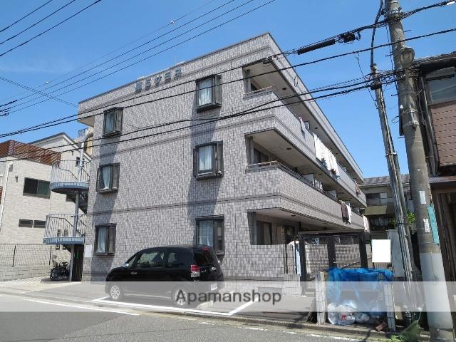 東京都江戸川区、葛西臨海公園駅徒歩30分の築16年 3階建の賃貸マンション