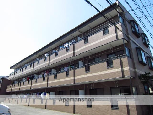 東京都江戸川区、葛西駅徒歩16分の築22年 3階建の賃貸マンション