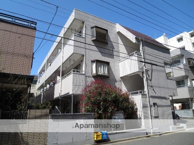 東京都江戸川区、西葛西駅徒歩12分の築30年 3階建の賃貸マンション
