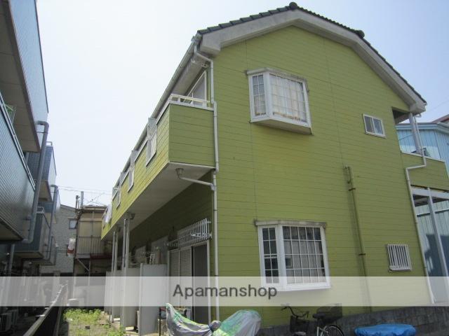 東京都江戸川区、葛西駅徒歩9分の築21年 2階建の賃貸アパート