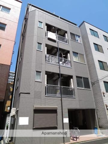 東京都江戸川区、西葛西駅徒歩22分の築10年 6階建の賃貸マンション