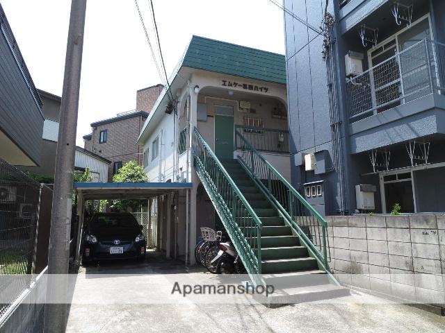 東京都江戸川区、西葛西駅徒歩9分の築30年 2階建の賃貸アパート