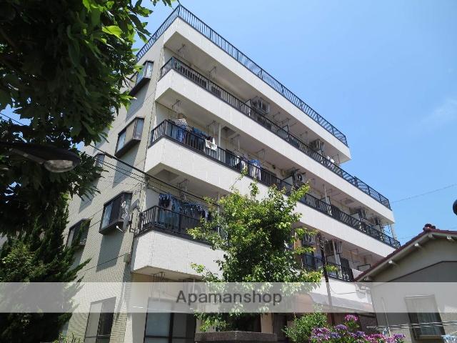 東京都江戸川区、西葛西駅徒歩14分の築26年 4階建の賃貸マンション