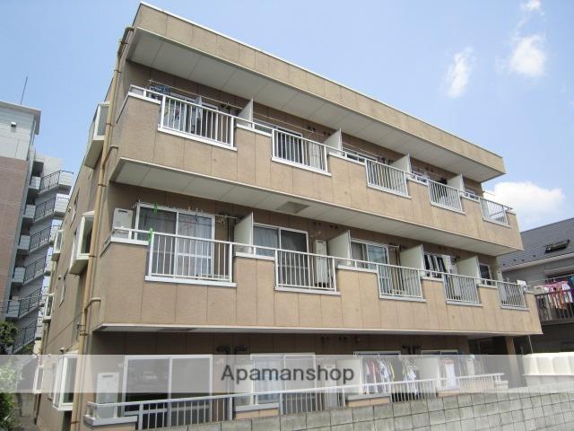 東京都江戸川区、西葛西駅徒歩24分の築20年 3階建の賃貸マンション