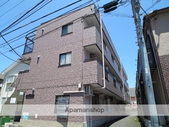 東京都江戸川区、葛西駅徒歩9分の築23年 3階建の賃貸マンション