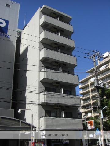 東京都江戸川区、西葛西駅徒歩4分の築18年 7階建の賃貸マンション