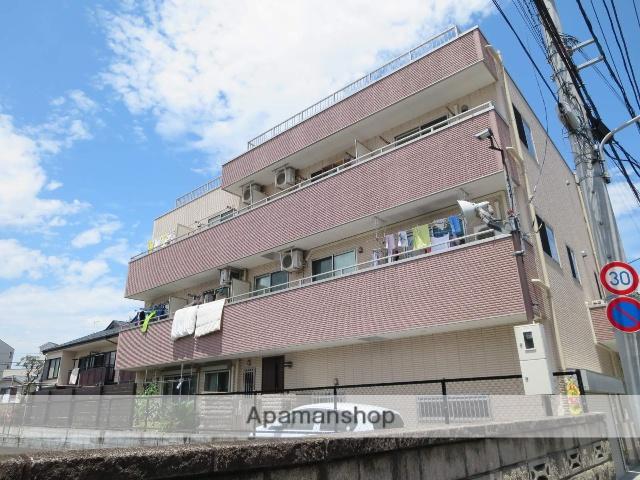 東京都江戸川区、西葛西駅徒歩17分の築3年 3階建の賃貸マンション