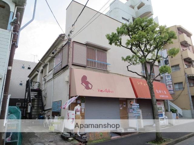 東京都江戸川区、西葛西駅徒歩13分の築36年 2階建の賃貸アパート