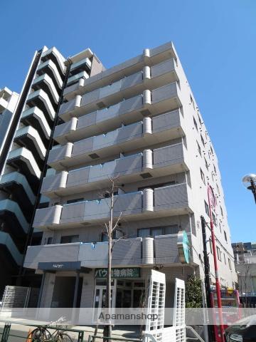 東京都江戸川区、葛西臨海公園駅徒歩23分の築25年 7階建の賃貸マンション