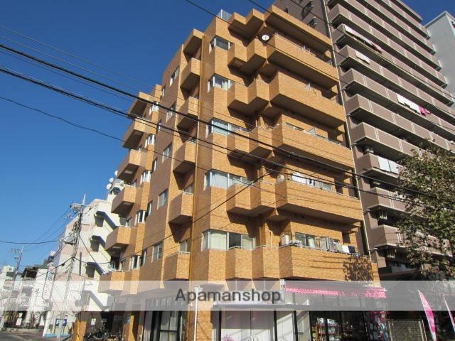 東京都江戸川区、西葛西駅徒歩20分の築28年 6階建の賃貸マンション