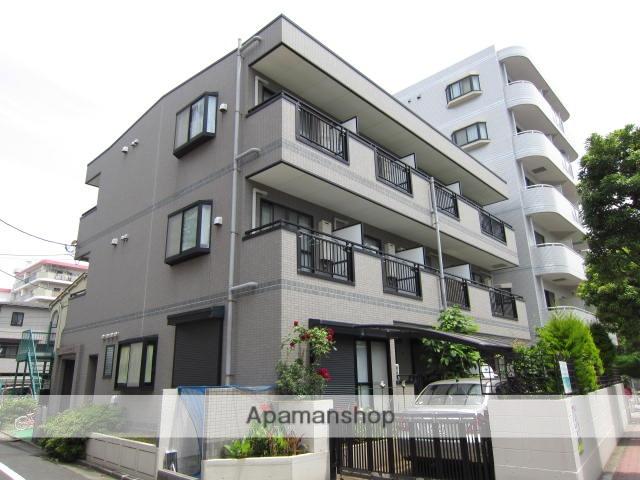 東京都江戸川区、西葛西駅徒歩14分の築19年 3階建の賃貸マンション