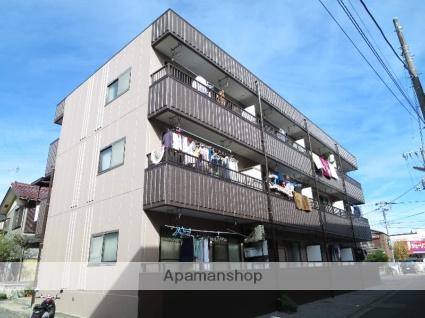 東京都江戸川区、西葛西駅徒歩17分の築25年 3階建の賃貸マンション