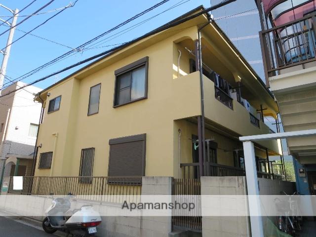 東京都江戸川区、葛西駅徒歩11分の築32年 2階建の賃貸アパート