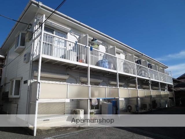 東京都江戸川区、西葛西駅徒歩26分の築27年 2階建の賃貸アパート