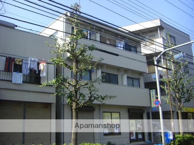 東京都江戸川区、葛西駅徒歩12分の築21年 3階建の賃貸アパート