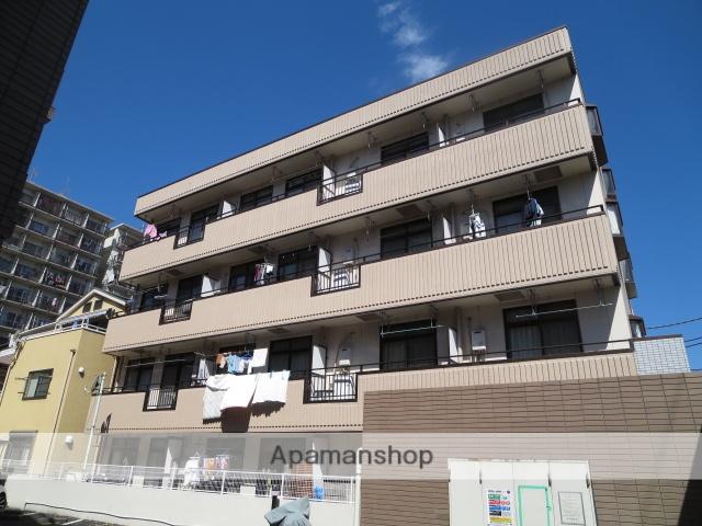 東京都江戸川区、西葛西駅徒歩19分の築27年 4階建の賃貸マンション