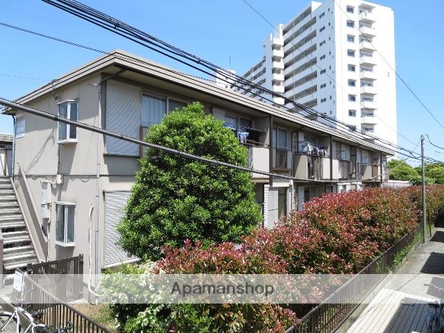 東京都江戸川区、葛西臨海公園駅徒歩20分の築32年 2階建の賃貸アパート