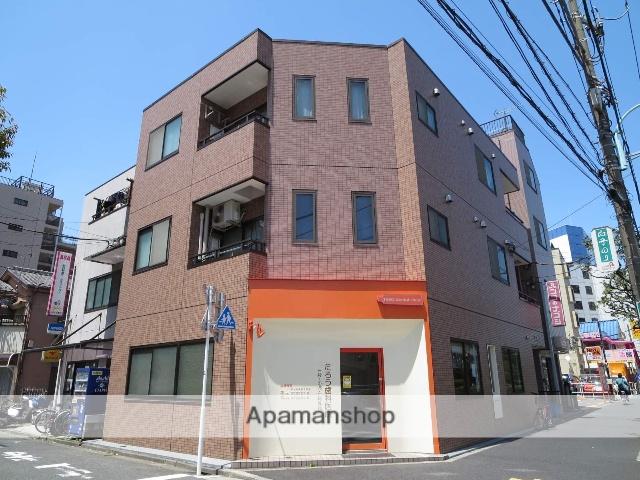 東京都江戸川区、西葛西駅徒歩8分の築20年 3階建の賃貸マンション