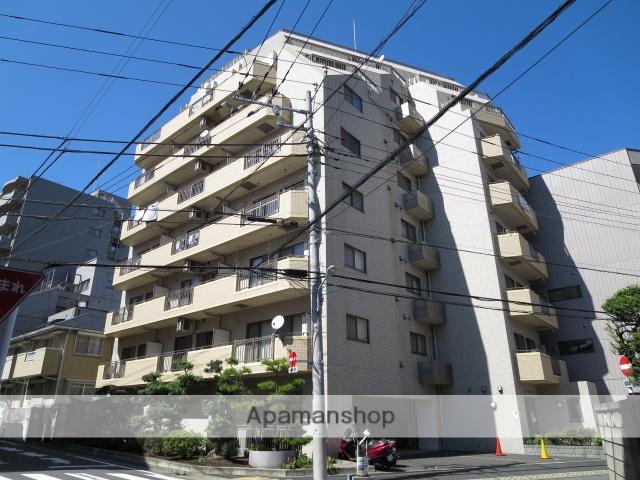 東京都江戸川区、西葛西駅徒歩12分の築12年 8階建の賃貸マンション