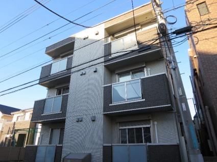 東京都江戸川区東葛西8丁目[1LDK/41.13m2]の外観2