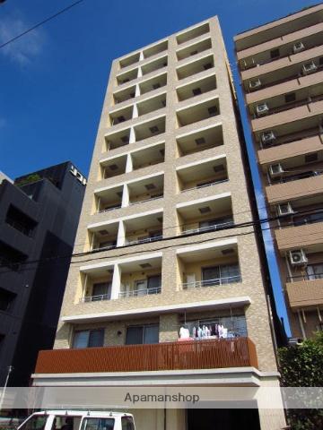東京都江戸川区、西葛西駅徒歩18分の築4年 11階建の賃貸マンション