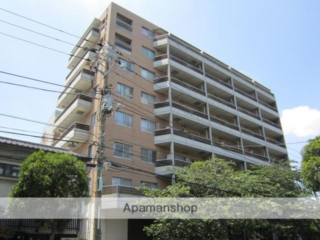 東京都江戸川区、西葛西駅徒歩15分の築16年 8階建の賃貸マンション