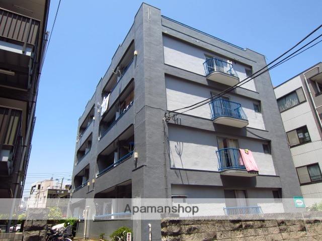 東京都江戸川区、西葛西駅徒歩12分の築41年 4階建の賃貸マンション