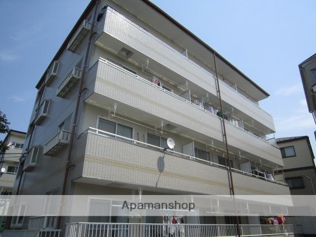 東京都江戸川区、西葛西駅徒歩15分の築24年 4階建の賃貸マンション