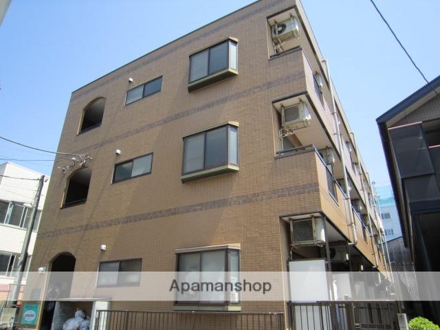 東京都江戸川区、西葛西駅徒歩7分の築23年 3階建の賃貸マンション