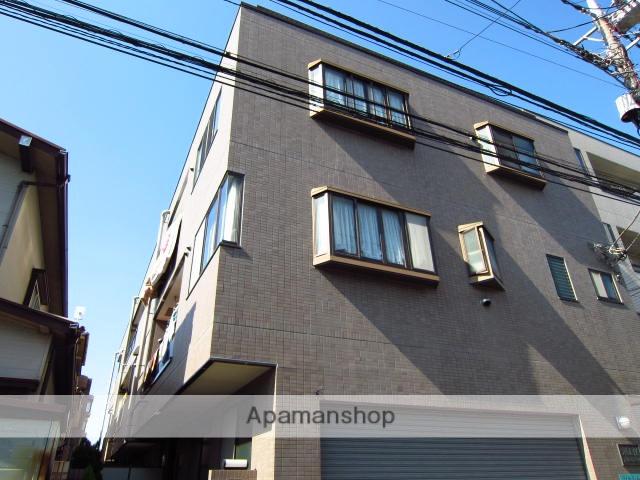 東京都江戸川区、西葛西駅徒歩18分の築22年 3階建の賃貸マンション